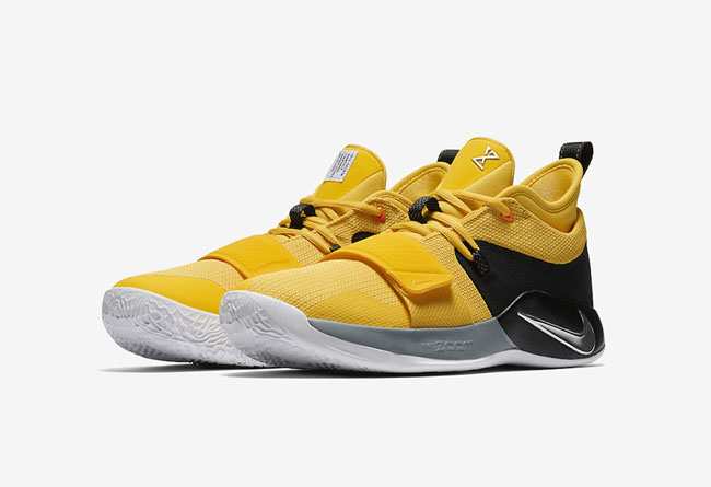 Nike PG 2.5 保罗 · 乔治,货号:BQ8453-700 - 莆田鞋