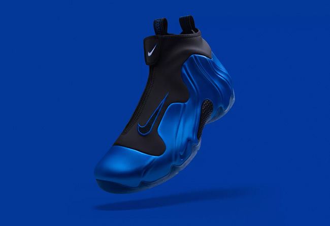 "Nike Air Flightposite ""Royal"" 货号:AO9378-500"