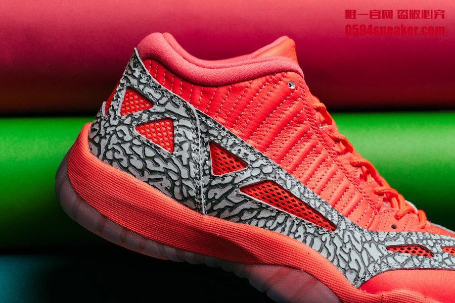 Air Jordan 11 Low IE 货号:919712-600、919712-700、919712-300 - 莆田鞋
