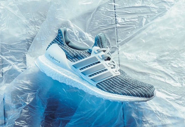 Parley x Adidas Ultra Boost 4.0 LTD 货号:CM8272 - 莆田鞋