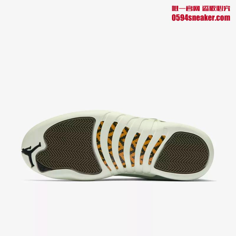"Air Jordan 12 ""Class of 2003"" 克里斯·保罗 配色 - 莆田鞋之家 0594sneaker.com"