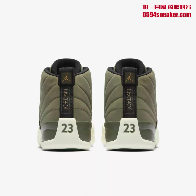 "Air Jordan 12 ""Class of 2003"" 克里斯·保罗 配色"