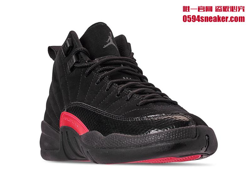 "Air Jordan 12 GS ""Rush Pink"" 货号:510815-006"