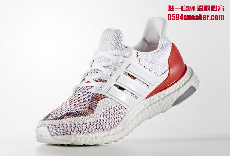 "adidas Ultra Boost ""Multicolor 2.0"" 货号:BB3911 - 莆田鞋"