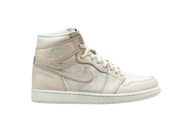 "Air Jordan 1 ""Guava Ice"" 货号:555088-801"