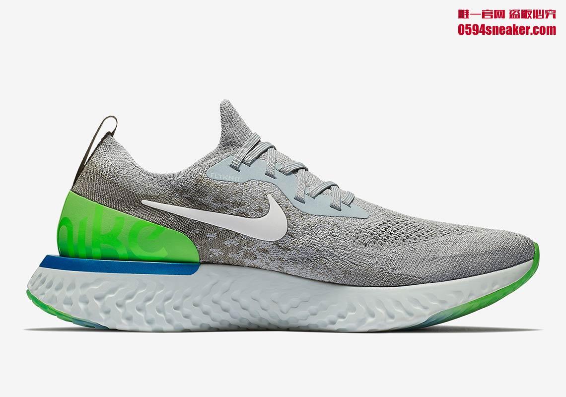 Nike Epic React Flyknit 货号:AQ0067-008 | 球鞋之家0594sneaker.com