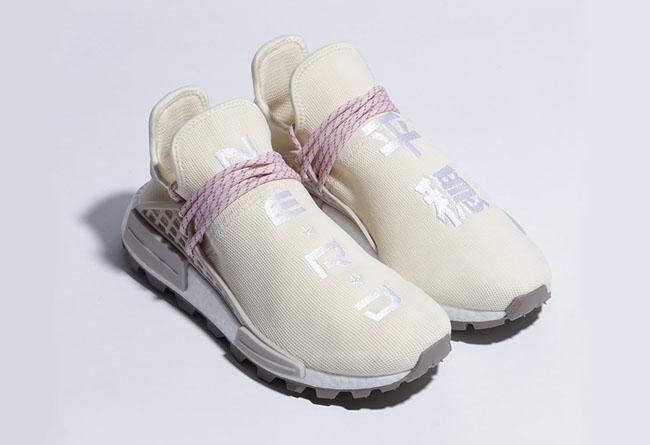 adidas PW Hu NMD NERD 菲董联名,货号:EE8102 - 莆田鞋