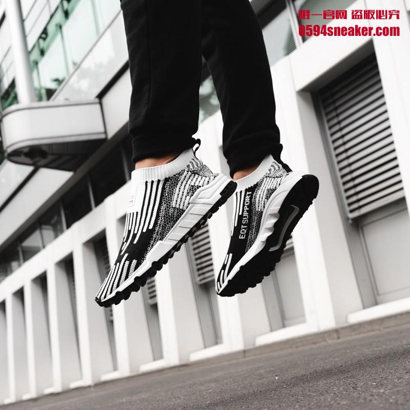 adidas Equipment Support Sock Primeknit 货号:B37524 - 莆田鞋之家 0594sneaker.com