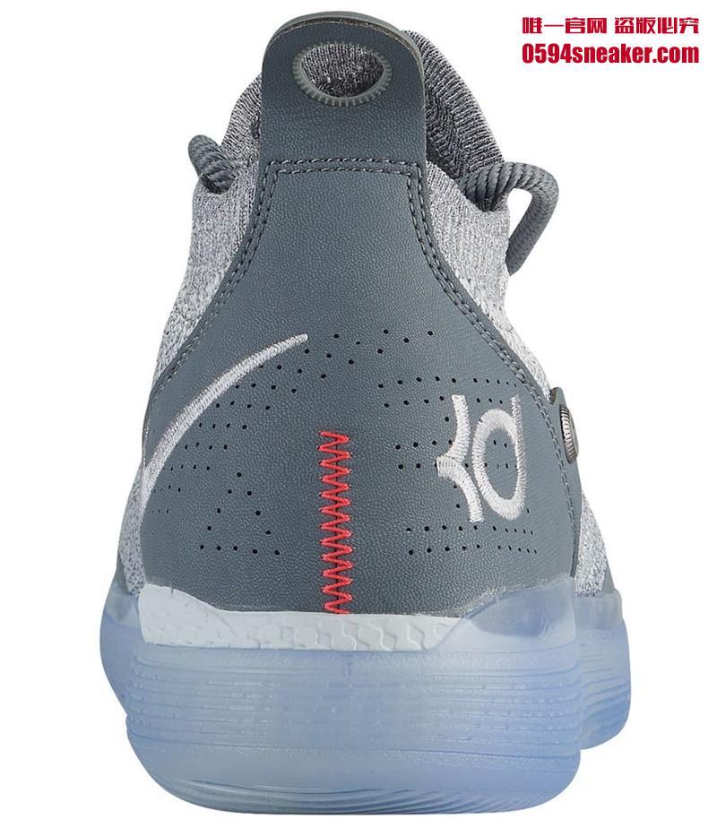 "Nike KD 11 ""Cool Grey"" 货号:AO2604-002 - 莆田鞋"