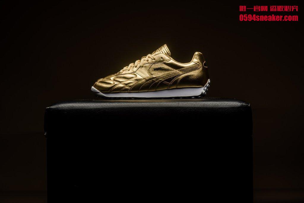 "Puma King Avanti ""Trophy"" 货号:366619-01 - 莆田鞋"
