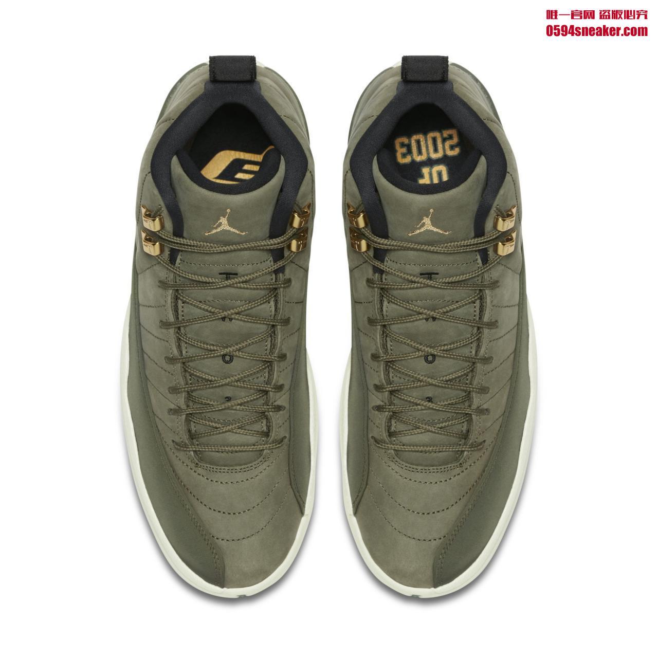 "Air Jordan 12 ""Chris Paul Class of 2003"" 货号:130690-301 | 球鞋之家0594sneaker.com"