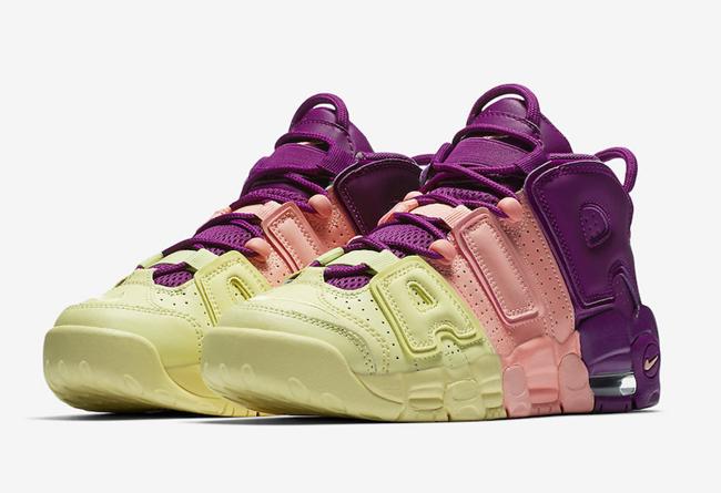 Nike Air More Uptempo GS 货号:AV8237-800   球鞋之家0594sneaker.com