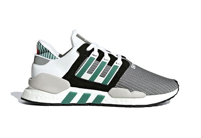 adidas EQT Support 91/18 Boost 货号: AQ1037 - 莆田鞋