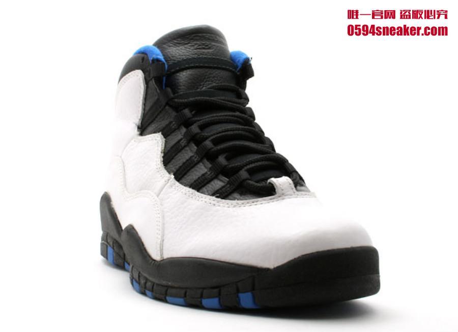 "Air Jordan 10 ""Orlando"" 货号:310805-108 - 莆田鞋之家 0594sneaker.com"