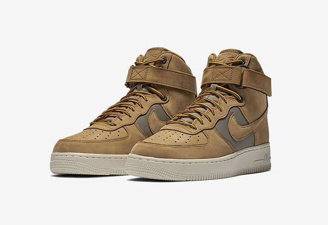 Nike Air Force 1 High Premium 货号:525317-700