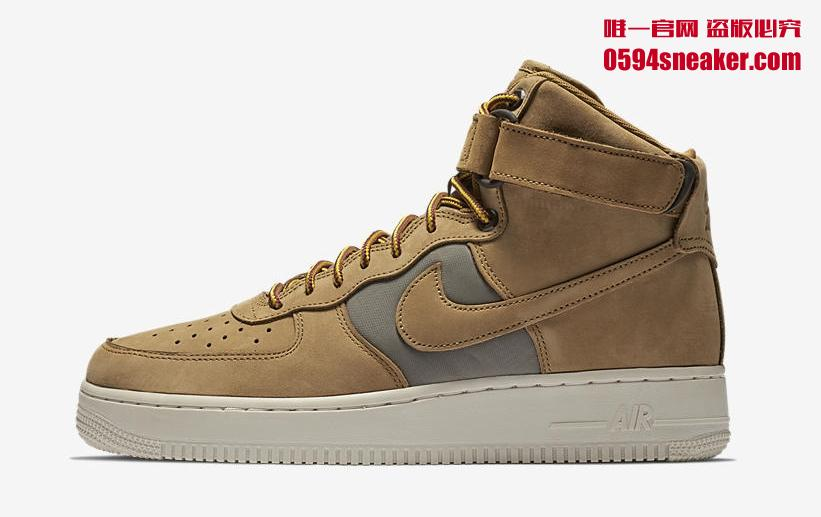 Nike Air Force 1 High Premium 货号:525317-700 | 球鞋之家0594sneaker.com