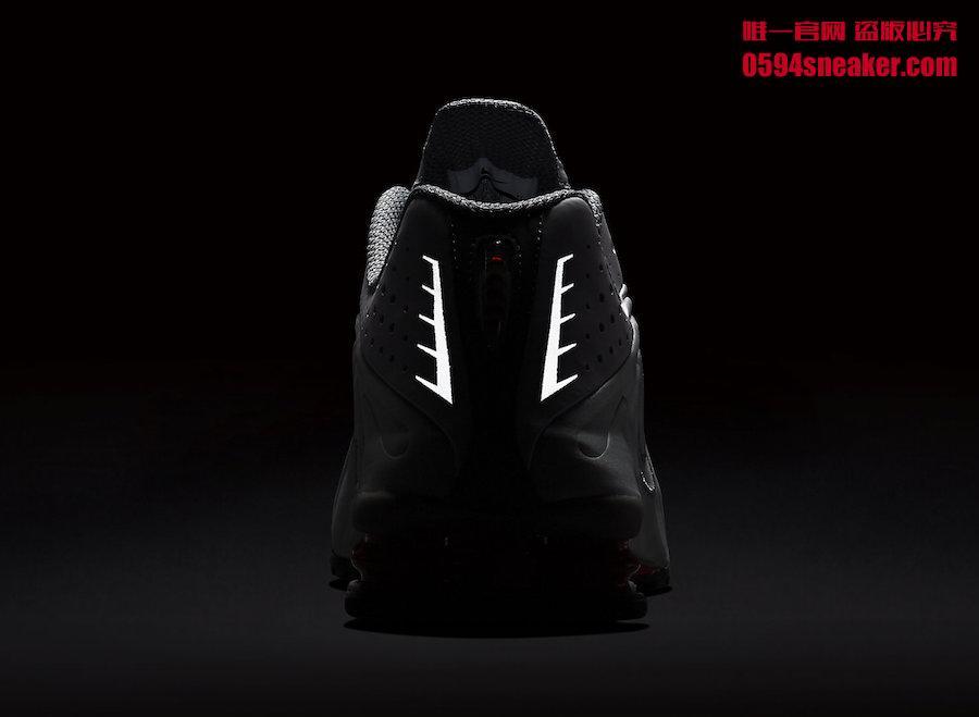 Nike Shox R4 OG 货号:BV1111-100 - 莆田鞋