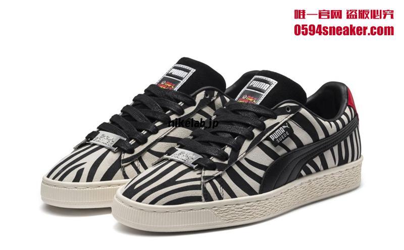 Puma Suede Classic x Paul Stanley 货号:366288-01 - 莆田鞋