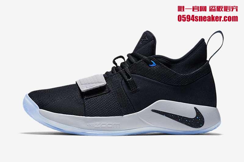 Nike PG 2.5 货号:BQ8453-006 - 莆田鞋