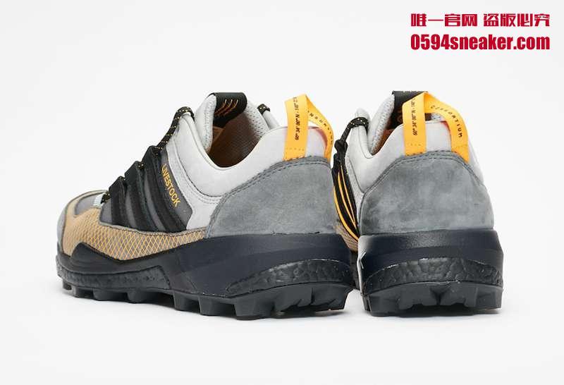 Livestock x adidas Consortium Ultra Tech GTX 货号:B37852、B37853
