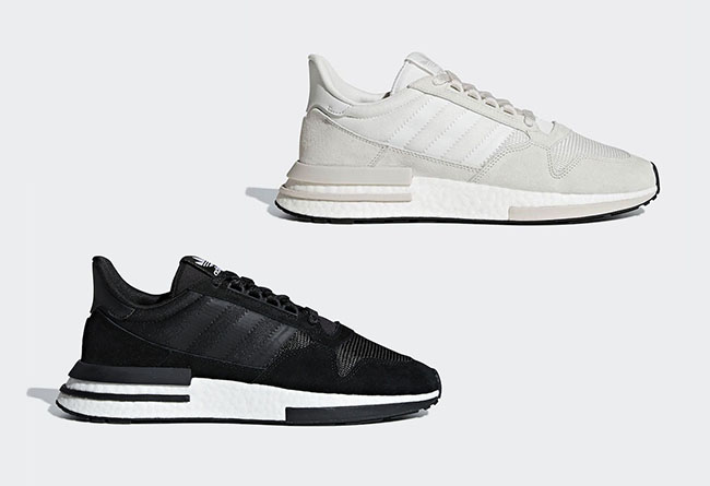 adidas ZX 500 RM 货号:B42226、B42227 - 莆田鞋