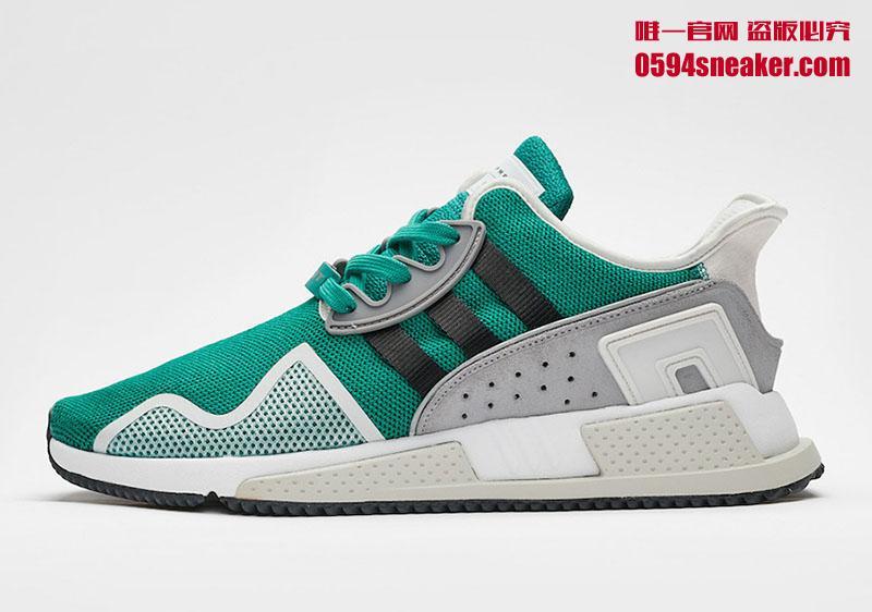 "adidas EQT Cushion ADV ""Sub Green"" 货号:BB7179 - 莆田鞋"
