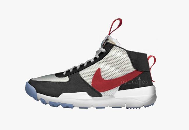 Tom Sachs x Nike Mars Yard Mid 中帮火星鞋