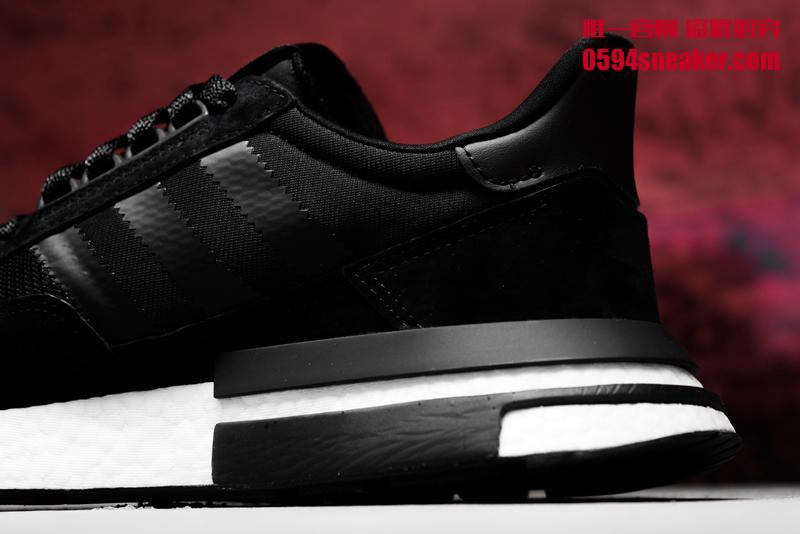 "adidas ZX 500 RM ""White"" B42226、""Black"" B42227 - 莆田鞋"