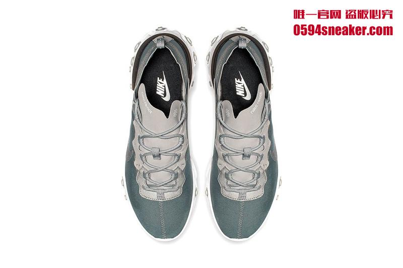 "Nike React Element 55 ""Sliver""   球鞋之家0594sneaker.com"