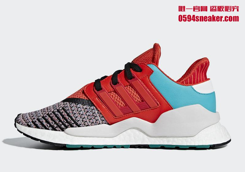 "adidas EQT Support 91/18 ""Multicolor"" 货号:D97049 