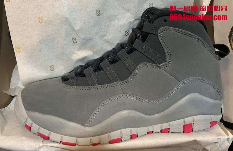 Air Jordan 10 GS 货号:487211-006