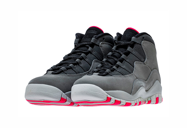 Air Jordan 10 GS 货号:487211-006 - 莆田鞋