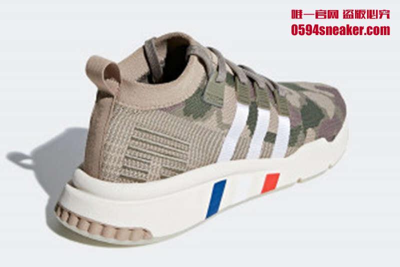 "adidas EQT Support ADV Mid ""Camo"" - 莆田鞋之家 0594sneaker.com"