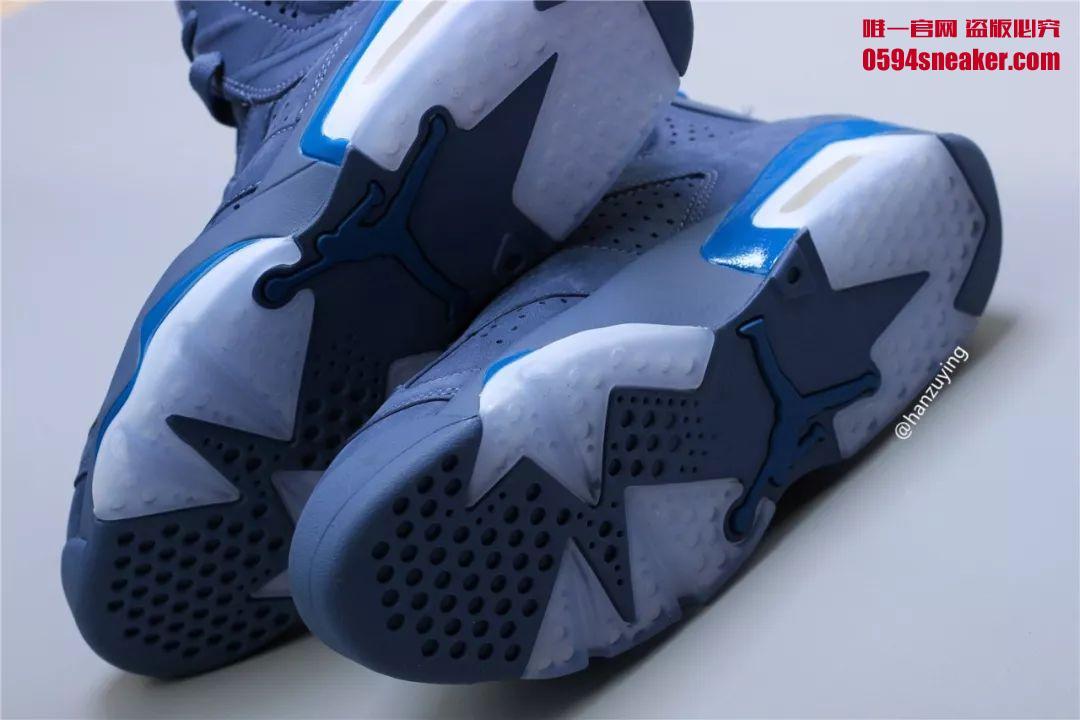 "Air Jordan 6 ""Jimmy Butler"" 货号:384664-400"
