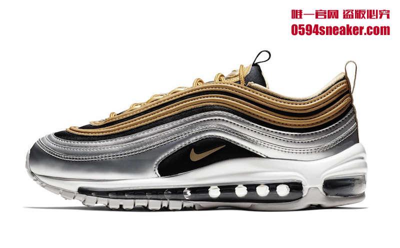 Nike Air Max 97 货号:AQ4137-001、AQ4137-700 - 莆田鞋