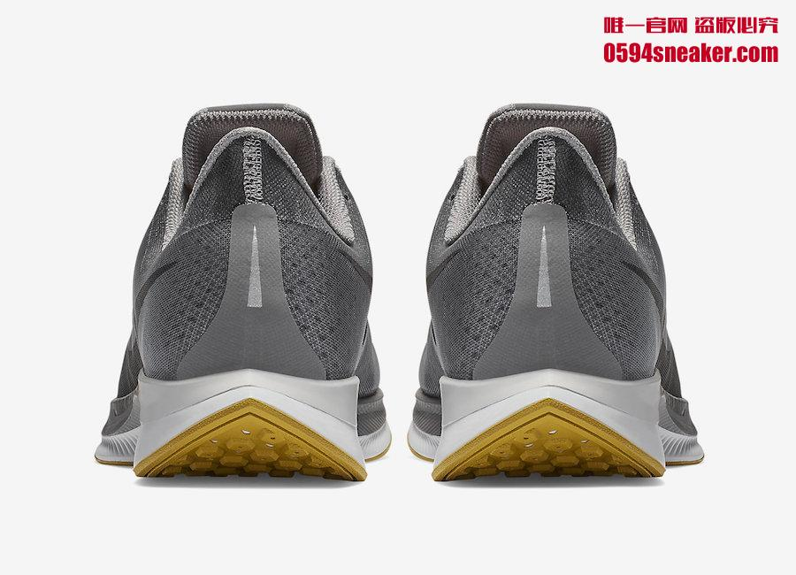 """Nike Zoom Pegasus 35 Turbo """"Atmosphere Grey"""" 货号:AJ4114-003 - 莆田鞋"""