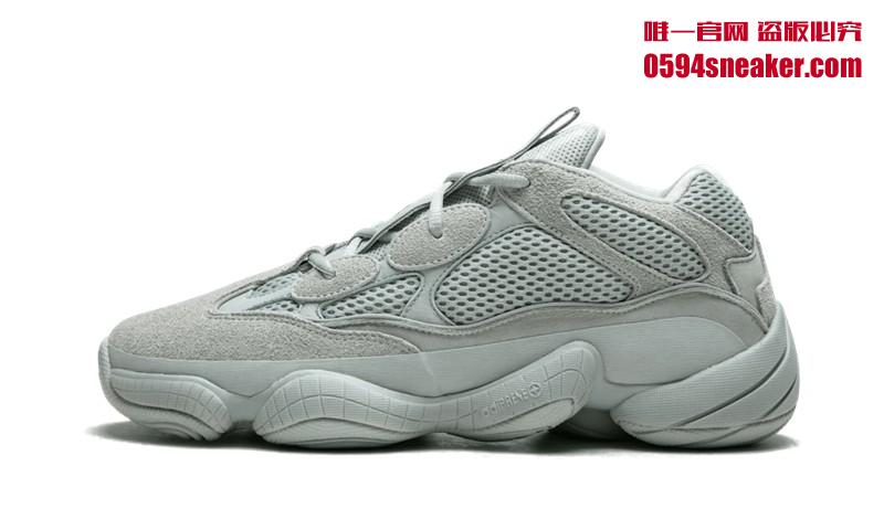 "adidas Yeezy 500 ""Salt"" 货号:EE7287 - 莆田鞋"