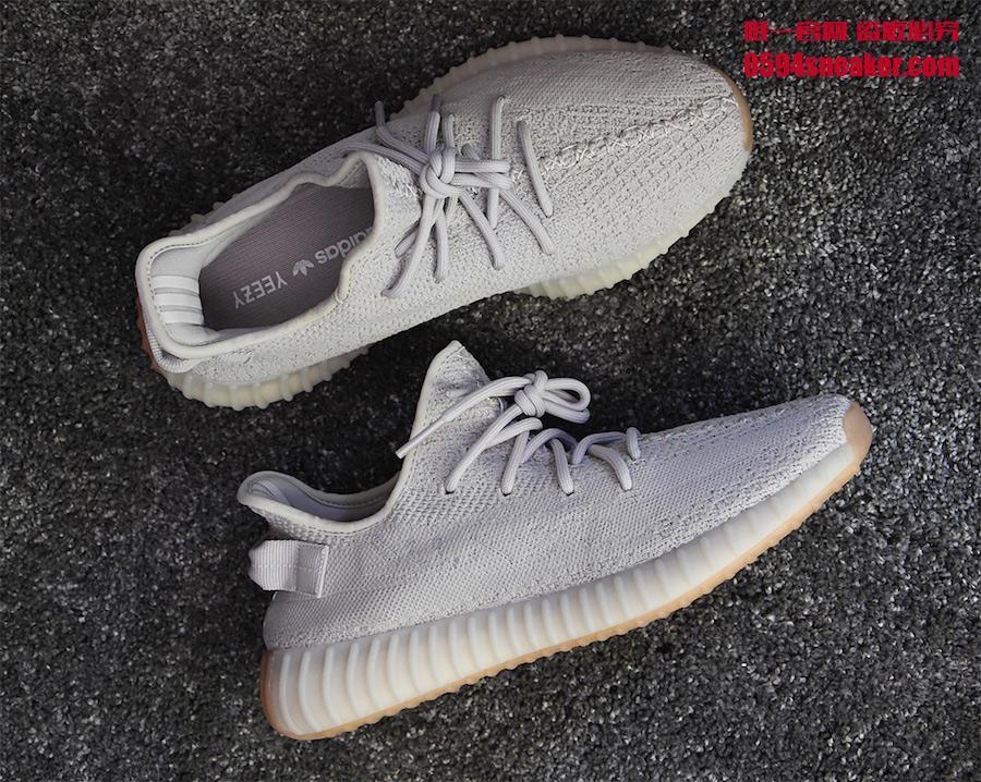 "Adidas Yeezy 350 Boost V2 ""Sesame"" 货号:F99710 - 莆田鞋"