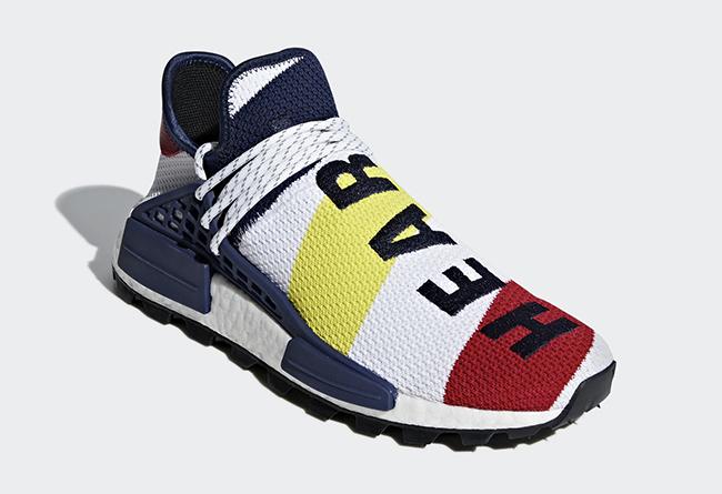BBC x adidas Originals Hu NMD 货号: BB9544、BB9549 - 莆田鞋