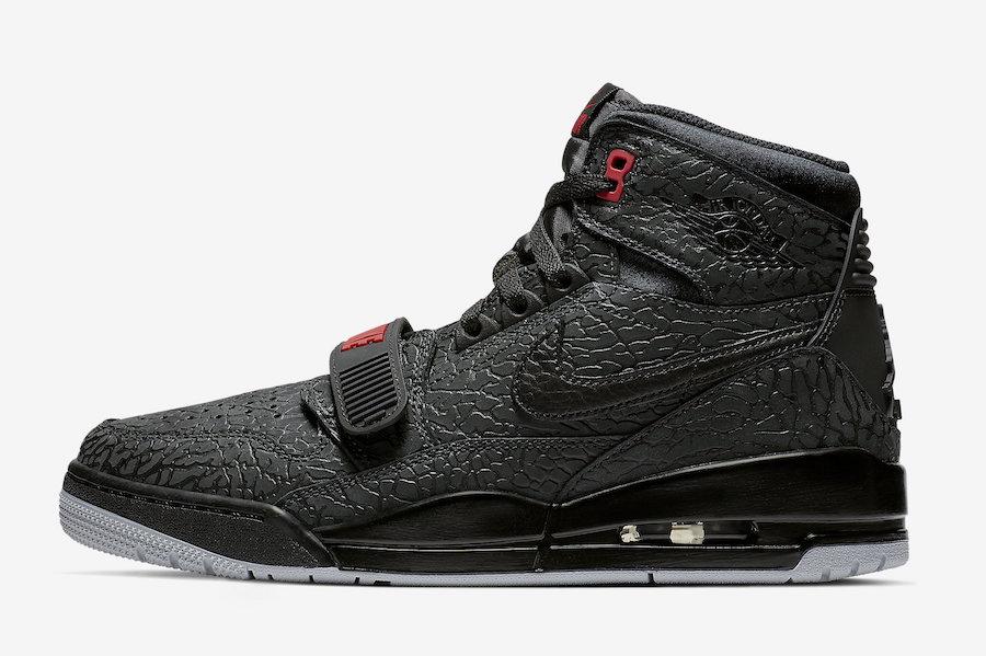 "Air Jordan Legacy 312 ""Elephant Print"" 货号:AV3922-006 - 莆田鞋之家 0594sneaker.com"