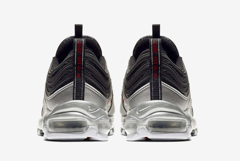 Nike Air Max 97 QS 货号:AT5458-001、AT5458-002 - 莆田鞋