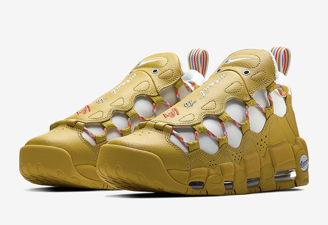 """Nike Air More Money """"Meant to Fly"""" 货号:AO1749-300 - 莆田鞋之家 0594sneaker.com"""