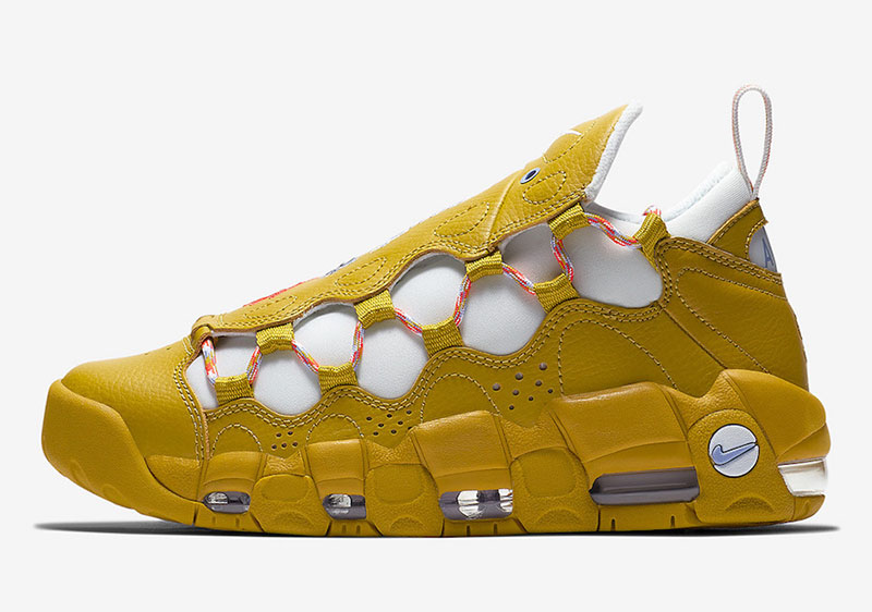 """Nike Air More Money """"Meant to Fly"""" 货号:AO1749-300 - 莆田鞋"""