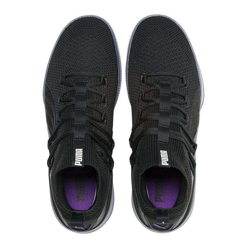 """Puma Clyde Court """"Purple Glow"""" 彪马全新实战篮球鞋 - 莆田鞋"""
