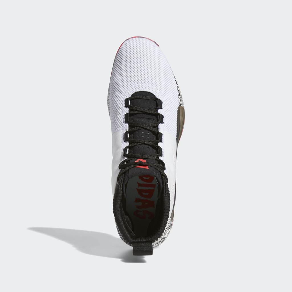 adidas Dame 5 利拉德五代主题配色 - 莆田鞋