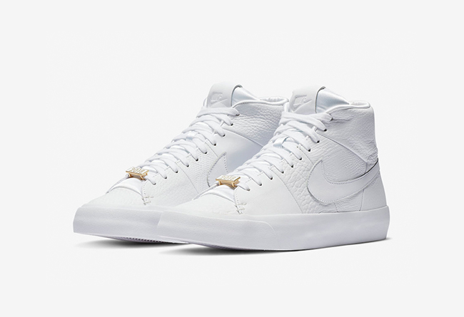 "Nike Blazer Royal ""Triple White"" 货号:AR8830-100 - 莆田鞋"