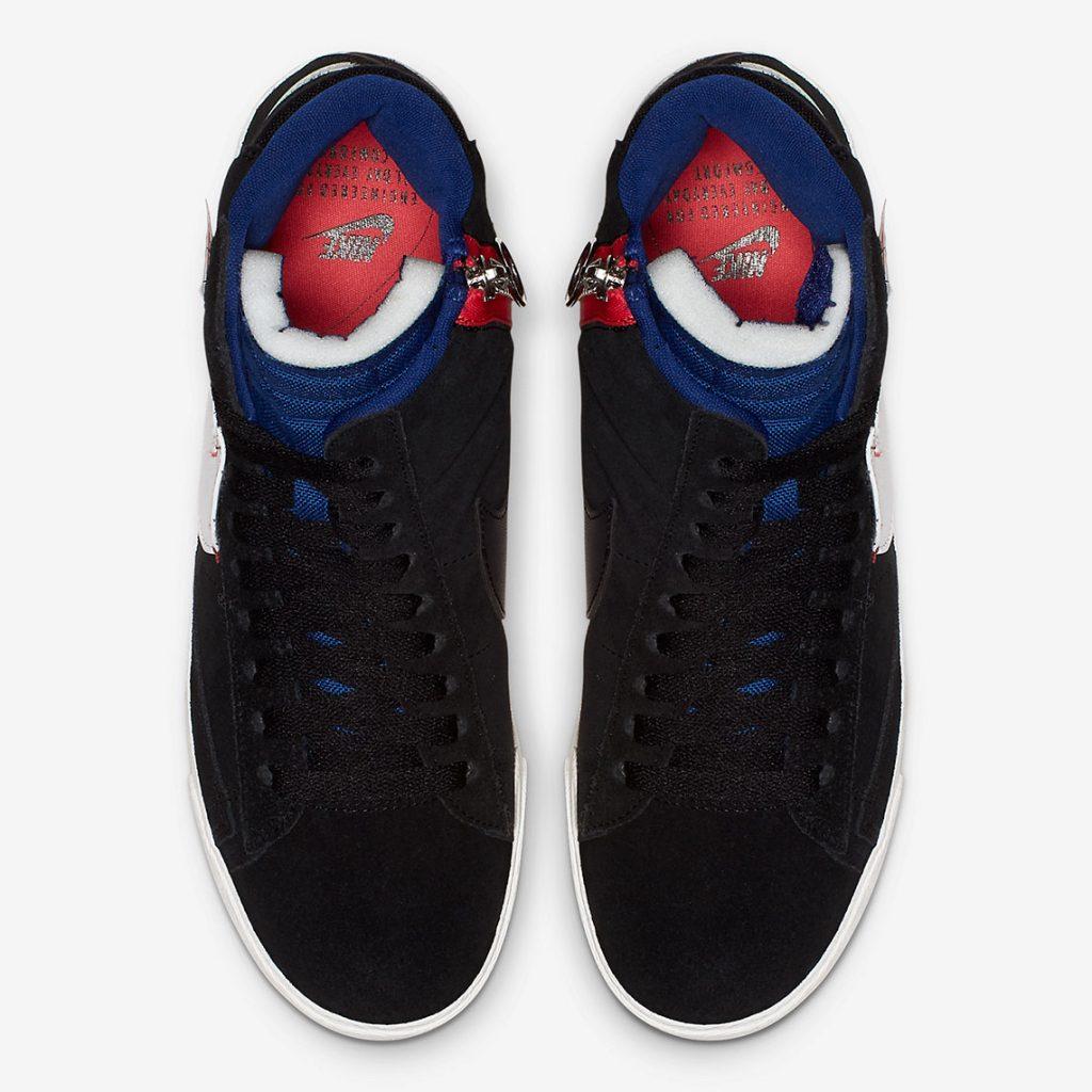 Nike Blazer Mid Rebel 货号:BQ4022-005 - 莆田鞋