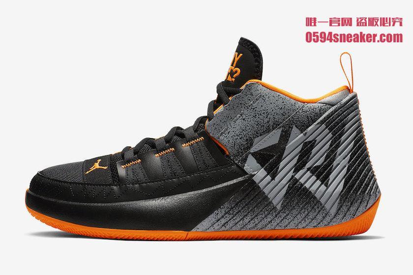 "Jordan Why Not Zer0.1 ""Chaos"" 货号:BV5499-008、BV5499-100 - 莆田鞋"