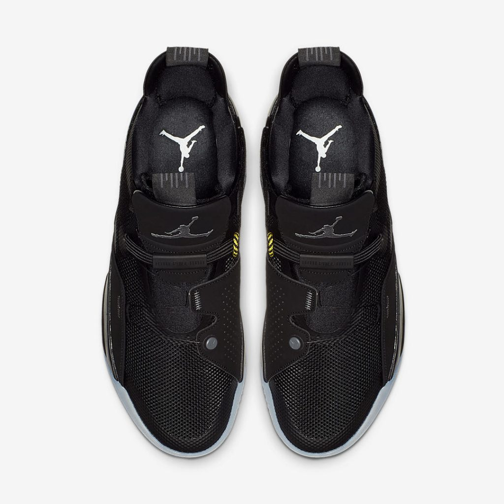 "Air Jordan 33 ""Utility Blackout"" - 莆田鞋"