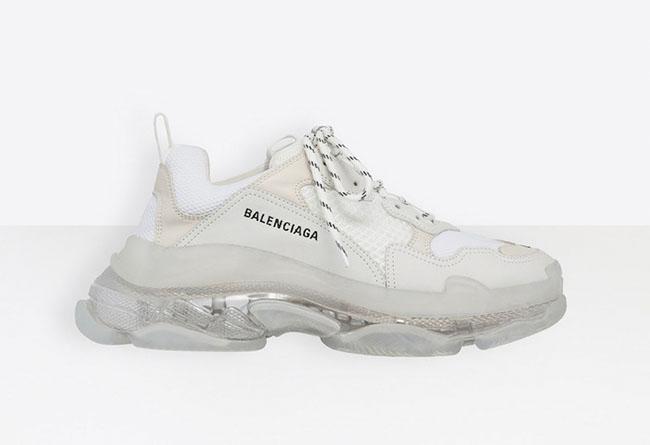 Balenciaga 老爹鞋 Triple-S 三款全新配色 - 莆田鞋